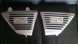 画像1: KING RG250用 アルフィンカバー