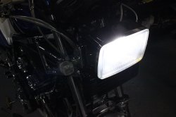 画像2: LED ヘッドライト 35W 6面 スーパーホワイト