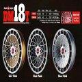 DM18T ディエムイチハチティ  Gold/Polish
