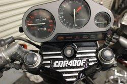 画像2: CBR400F VT250Z初期 F2用 ヒューズBOXカバー